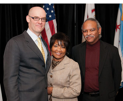 Scott Page, Paula Allen-Meares, William Walden